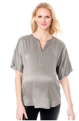 Short Sleeve Dolman Sleeve Blouse Clothing for special occasions