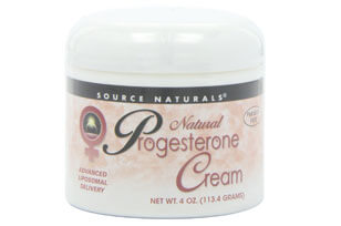 source natural progesterone female hormone balance